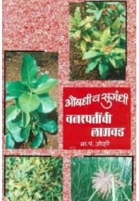 Aushadhi Va Sugandhi Vanspatinchi Lagvad - औषधी व सुगंधी वनस्पतींची लागवड